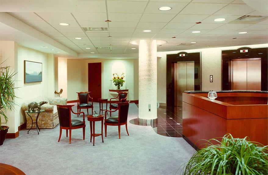 office executive floor